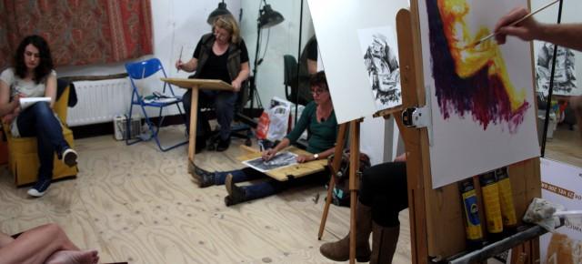 Nieuwe cursussen Atelier Rohde